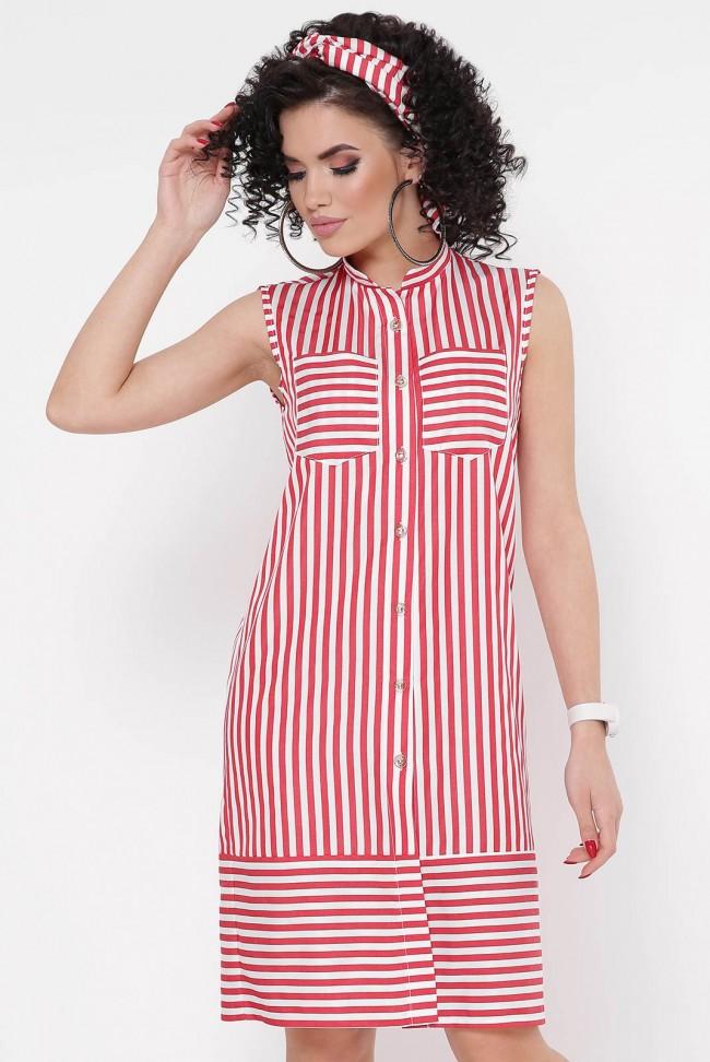 "Платье-рубашка ""Edison"" PL-1768B"