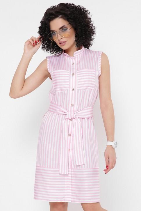 """Платье-рубашка """"Edison"""" PL-1768C"""