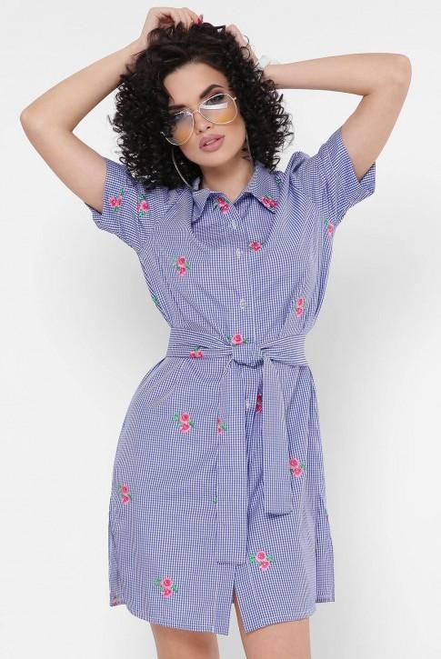 "Платье-рубашка ""Sophie"" PL-1767A (фото 2)"