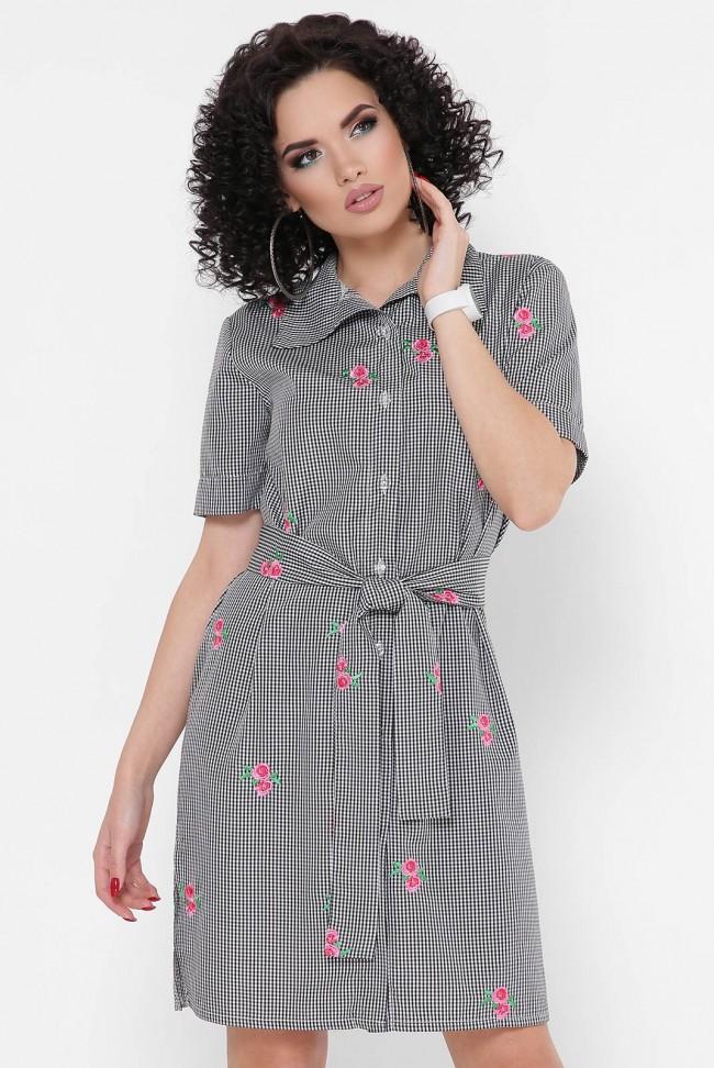 """Платье-рубашка """"Sophie"""" PL-1767B"""